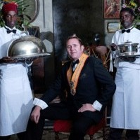Chef Patron Errol Gobey Maitre Rotisseur Photo
