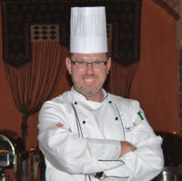 Executive Chef Andrew Hammond Photo