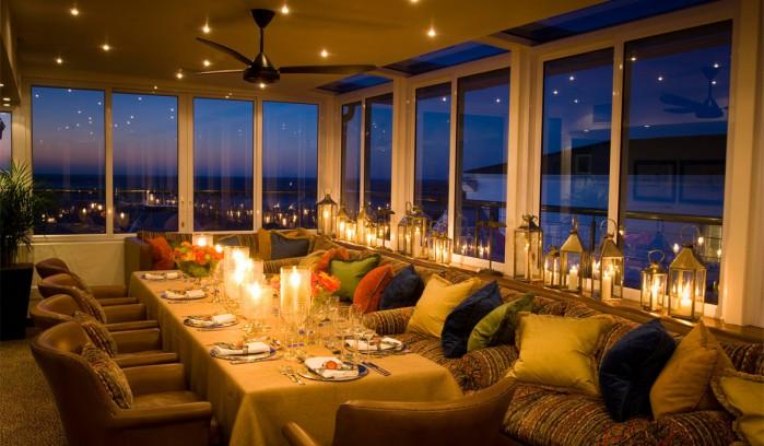 Apostles Hotel Restaurant Cape Town
