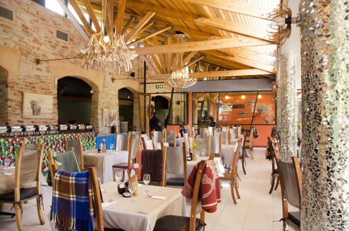 Kirstenbosch Restaurant Menu