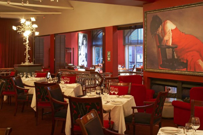 Pigalle Restaurant In Cape Town Greenpoint