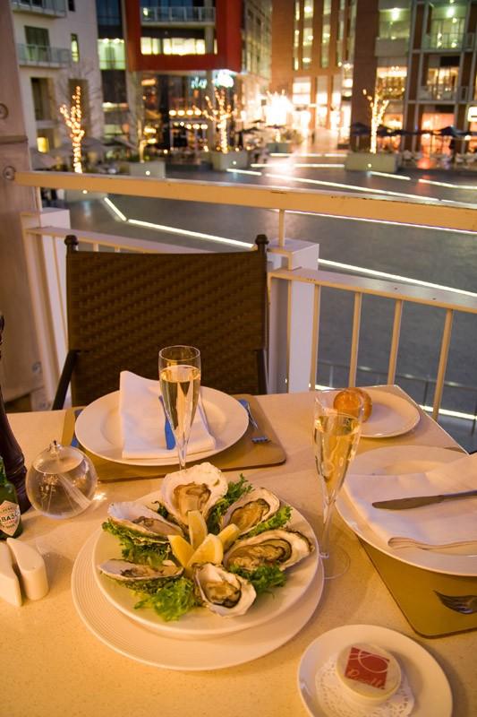 Mediterranean Seafood Restaurant