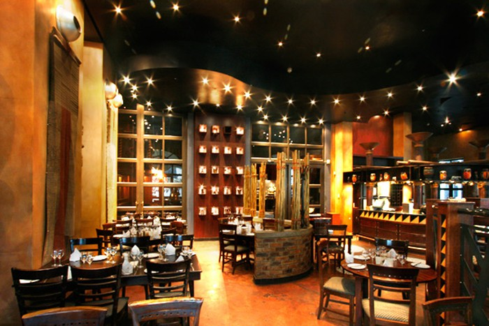 Tribes african grill restaurant at emperors palace for African cuisine restaurants