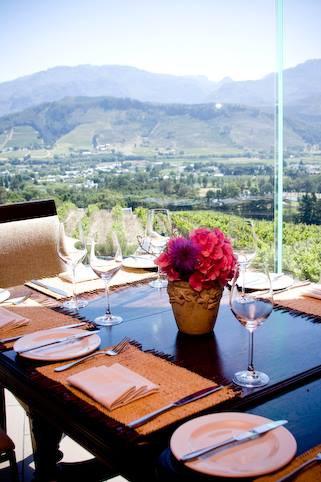 Roca Restaurant At Dieu Donne Vineyards In Franschhoek