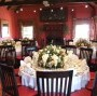 The Small dining room is more intimate, seating up to fifty guests.