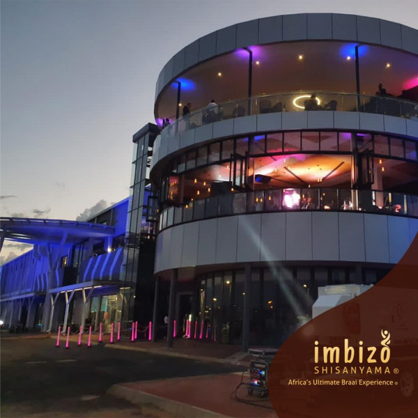 Imbizo Shisanyama, home of Legends and Afropolitans is the Ultimate Expression of the Experience!