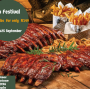 Blacksteer Greenstone Crescent, Rib Festival 24 & 25 September
