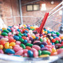 Beluga Restaurant, Beluga serves over 4000KGs of jelly beans to our guests every year!