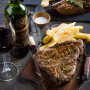 Hussar Grill - Rondebosch, A love affair of steak and red wine