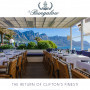 The Bungalow Restaurant, The Return Of Clifton's Finest! - The Bungalow Reopens, Friday 21 August!