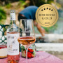 Zevenwacht Restaurant, Zevenwacht's 7even Rosé Wins Gold at Rosé Rocks!