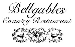 Bellgables Country Restaurant logo