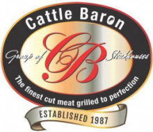 Cattle Baron Addo Grill and Bistro, Addo Elephant National Park logo