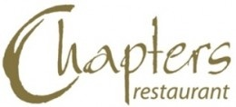 Chapters Restaurant logo