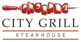City Grill Steakhouse logo