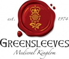 Greensleeves Medieval Kingdom logo