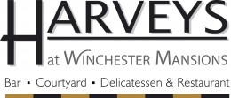 Harveys at The Mansions logo