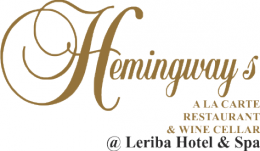 Hemingway's Restaurant and Wine Cellar logo