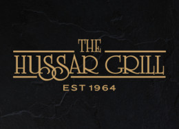 Hussar Grill - Somerset West logo
