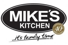Mike's Kitchen Springs logo