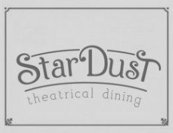 StarDust - Theatrical Dining logo