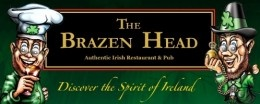The Brazen Head - Fourways logo