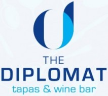 The Diplomat Restaurant logo