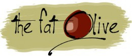 The Fat Olive logo