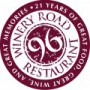 96 Winery Road Restaurant