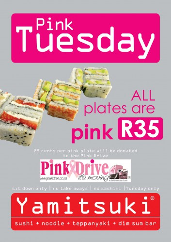 Pink Tuesday