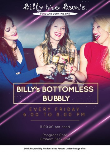 Billy's Bottomless Bubbly