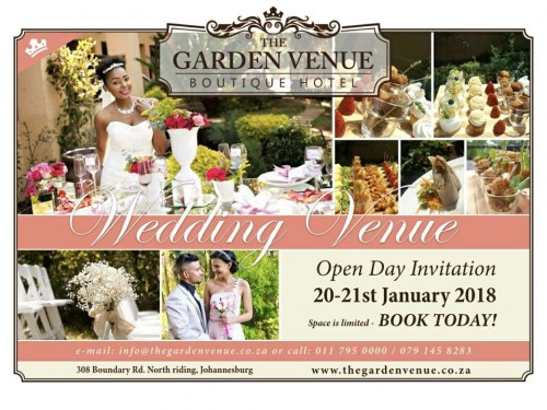 Wedding Venue - Open Day
