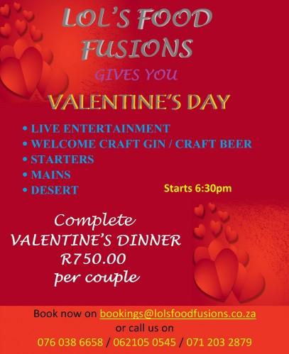 Valentineu0027s Day. View Restaurant