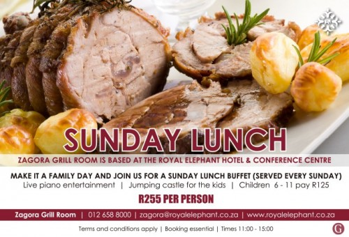Sunday Lunch
