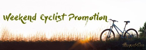 Weekend Cyclist Promotion