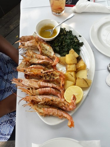 Queen Prawn Special (R25 each)  - Fresh & Limited Offer