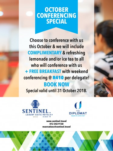 October Conference Special