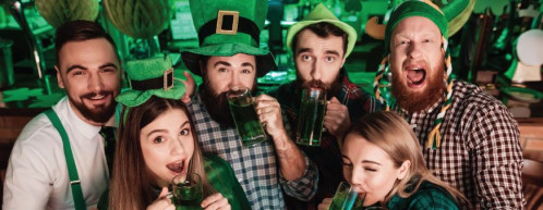 St. Patrick's Day Happy Hour at the Fairway