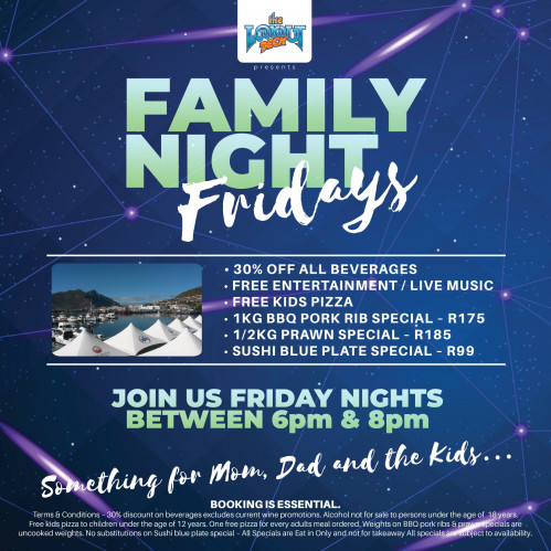Family Night Fridays