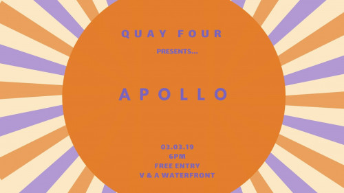 Quay Four presents Apollo - 03 March