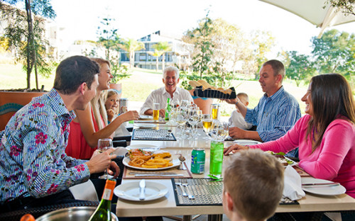 Sunday Lunch At The Fairway Hotel, Spa & Golf Resort