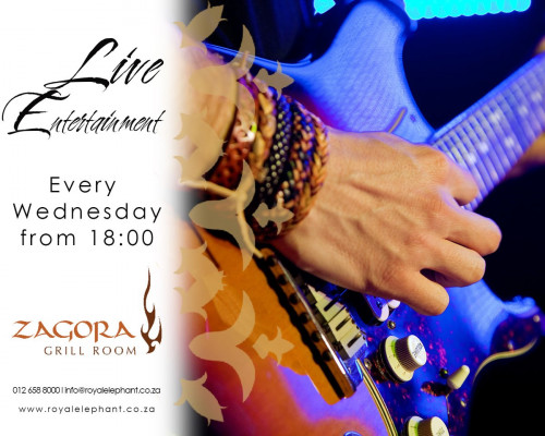 Live Music every Wednesday