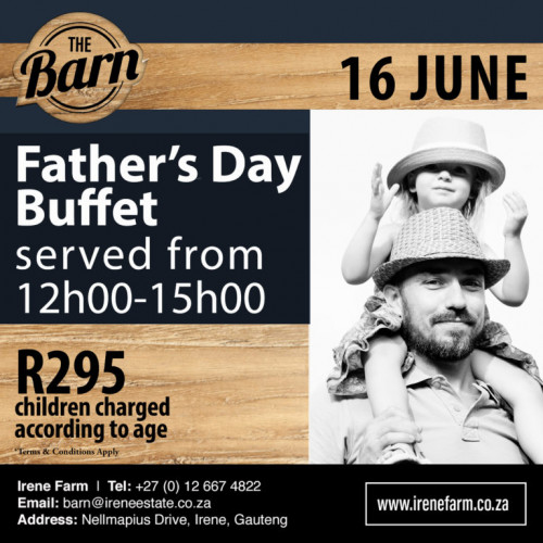 Fathers Day Buffet