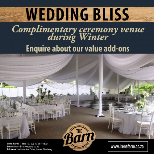 Winter Wedding Promotion (June-August 2019)