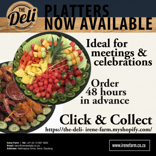 Platters for any Occasion