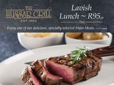 Lavish Lunch R95