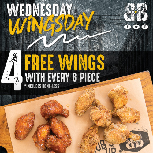 Wednesday Wingsday
