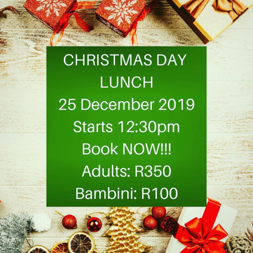 Christmas Day Lunch