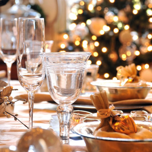 Christmas Eve Dinner, Christmas Day Lunch & Christmas Day Dinner