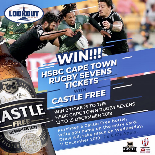Win with #CastleFree and The Lookout